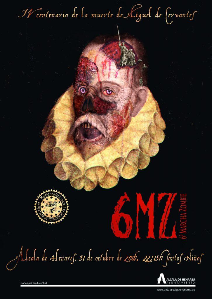 VI Marcha Zombie
