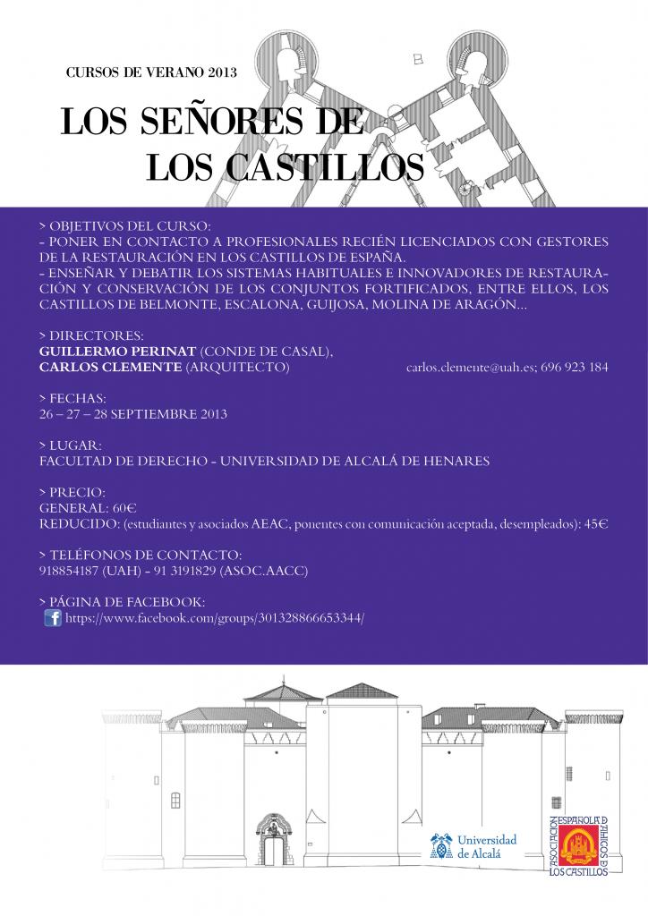 Los Señores de los Castillos - poster