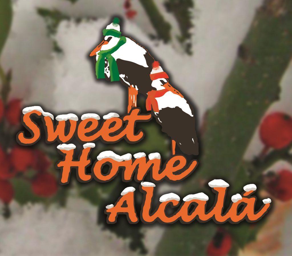 Logo Sweet Home Alcalá - Navidad