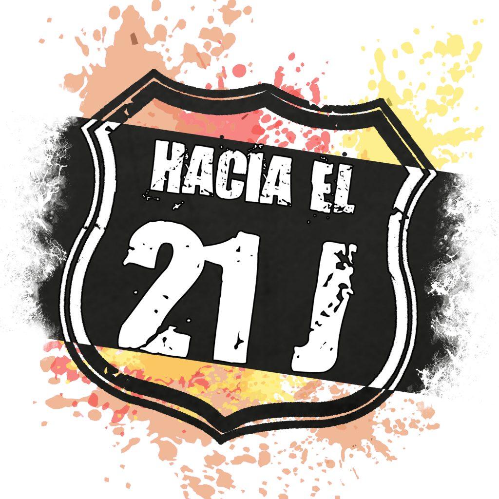 Logo Hacia el 21J - Día de la Música