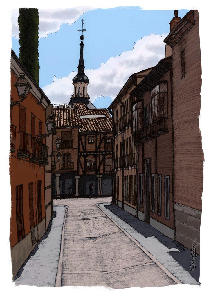 Calle del Tinte